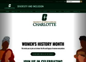 diversity.uncc.edu