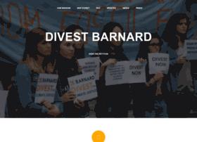 divestbarnard.org