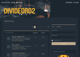 dividedro2.com