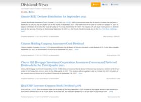 dividend-news.com