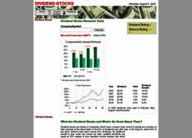 dividend-stocks.com