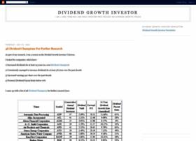 dividendgrowth.blogspot.com