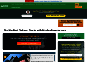 dividendinvestor.com