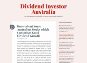dividendinvestoraustralia.wordpress.com
