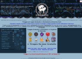 divinatoire.unicorne.com