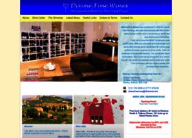 divinefinewines.co.uk