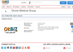 divinemedical.okbiz.co.uk