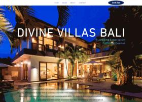 divinevillasbali.com