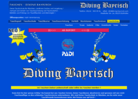 diving-bayrisch.com