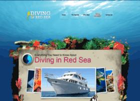 divinginredsea.com