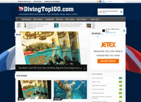 divingtop100.com