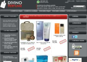 divinoperfume.com