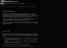 division5software.com