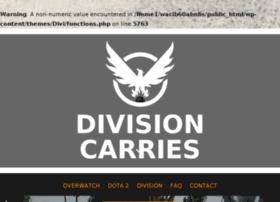 divisioncarries.com