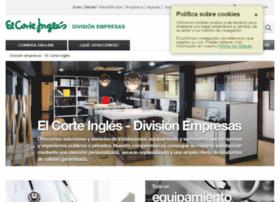 divisioncomercial.elcorteingles.es