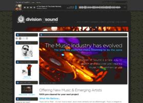 divisionofsound.com