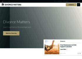 divorce-matters.com