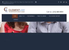 divorce.clementlaw.com