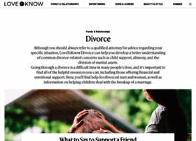 divorce.lovetoknow.com