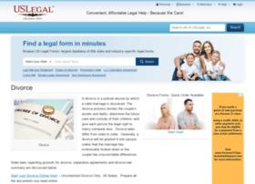 divorce.uslegal.com