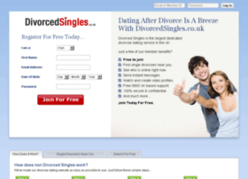 divorcedsingles.co.uk