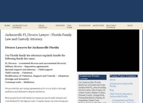 divorcejacksonvillefl.com