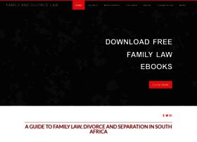 divorcelaws.co.za