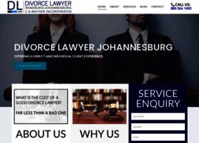 divorcelawyerjohannesburg.com
