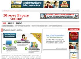 divorcepapersonline.org