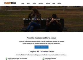 divorcewriter.com