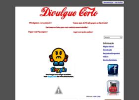 divulguecerto.loja2.com.br