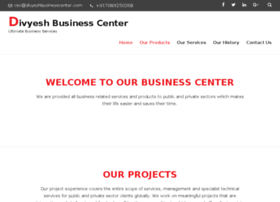 divyeshbusinesscenter.com