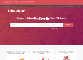 diwakar-travels.redbus.in