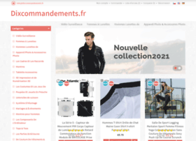 dixcommandements.fr