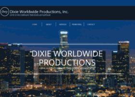 dixieworldwideproductions.com