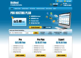 dixihost.com