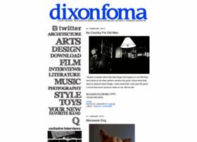dixonfoma.blogspot.com