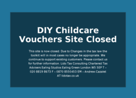 diychildcarevouchers.co.uk