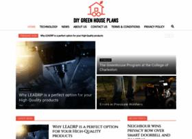 diygreenhouseplans.info