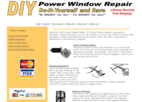 diypowerwindowrepair.com