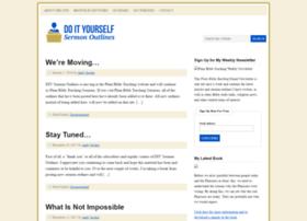 diysermonoutlines.com