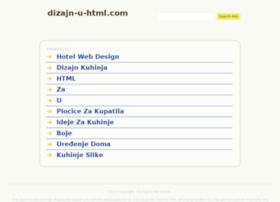 dizajn-u-html.com