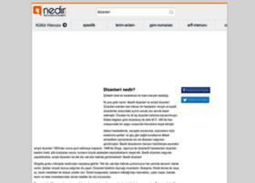 dizanteri.nedir.com