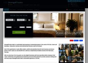 dizengoff-suites-tel-aviv.h-rez.com