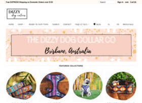 dizzydogcollars.com
