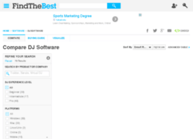dj-software.findthebest.com