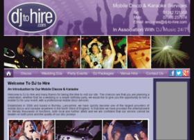 dj-to-hire.com