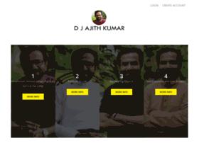 djajithkumar.com