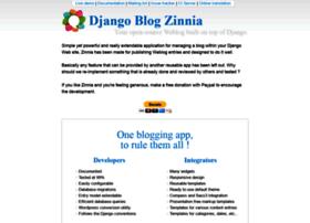 django-blog-zinnia.com