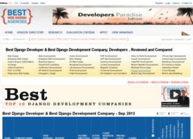 django-developer.bwdarankings.com